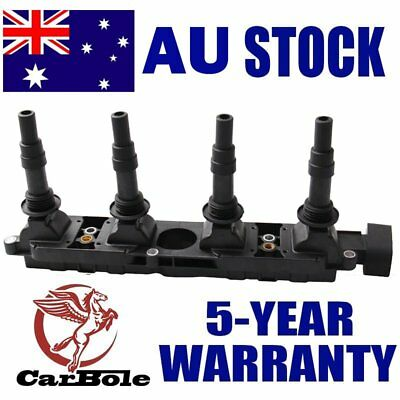 Ignition Coil Pack for Holden Astra TS AH Barina Tigra XC 1.8L Z18XE Sportback