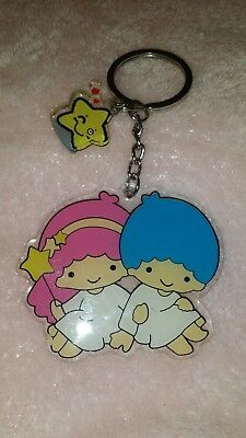 Little Twin Stars Key Chain kawaii