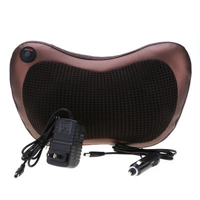 Shiatsu Pillow Massager with Heat for Car Home Neck Shoulder Back Pain Relief