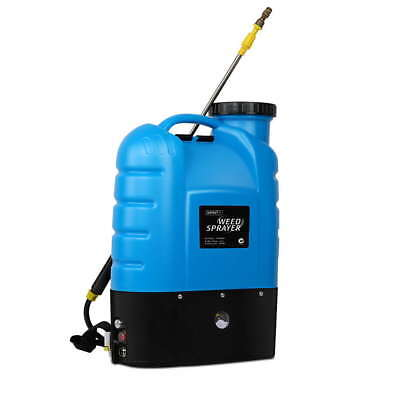 NEW 70PSI Backpack Design Electric Weed Garden Sprayer 16L with Power Controller