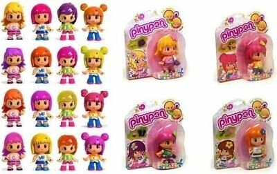 New Famosa Pinypon Dolls with Accessories Girl Doll Play Game Kids Gift