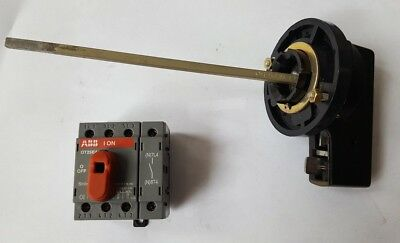 ABB OT25E4 Load Break Switch (R5S7.2B1)