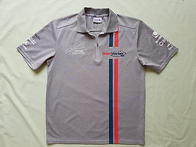 Genuine Holden 2016 Team Vortex 888 Craig Lowndes Team Polo Size S V8 Supercars