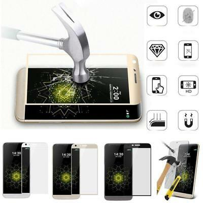 3D Premium Full Curved Coverage Tempered Glass Film Screen Protector For LG G5