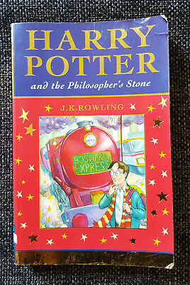 Harry Potter And The Philospher's Stone Childrens  Book