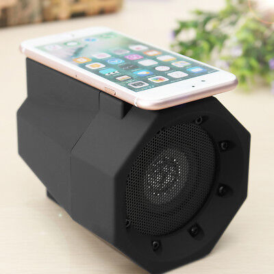 BoomTouch Wireless Touch Portable Bluetooth Speaker Boom Box for Smartphone USB