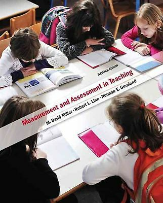 Measurement and Assessment in Teaching: United States Edition by M. David Miller