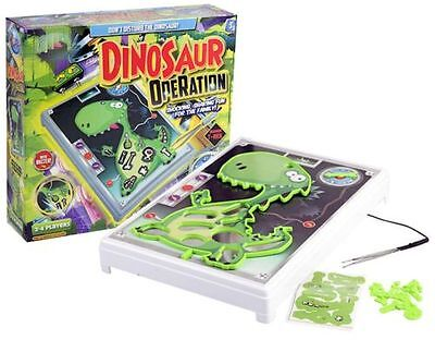 Dinosaur T-Rex Operation Emergency Room Electronic Childrens Kids Family Game
