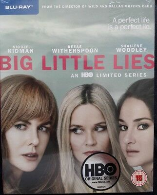 Big Little Lies Season 1 (Blu Ray)