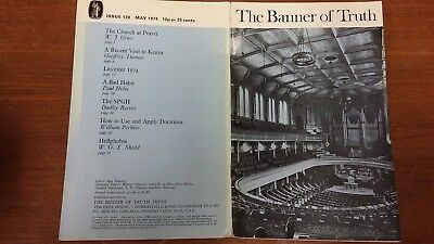 The Banner of Truth magazine, Issue 128 May 1974