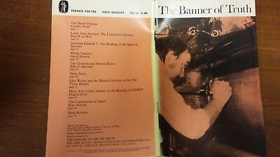 The Banner of Truth magazine, Issue 154-155 July-August 1976
