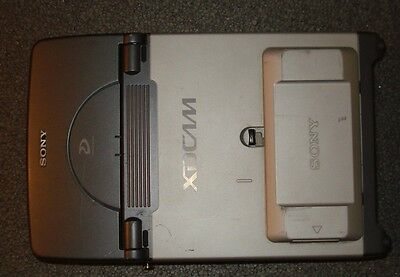 Sony PDW-V1 XDCam Mobile Disc Recorder / Player for parts or repair