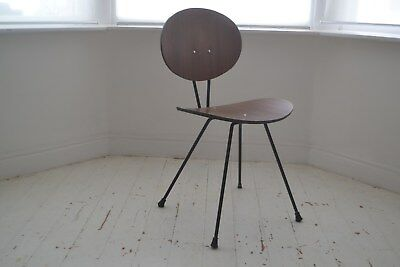 Stunning Vintage Danish Plywood Chair