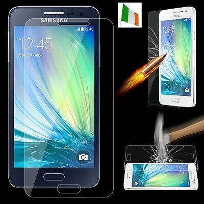 100% Genuine Tempered Glass cover for Samsung Galaxy A5 2017 Screen Protector