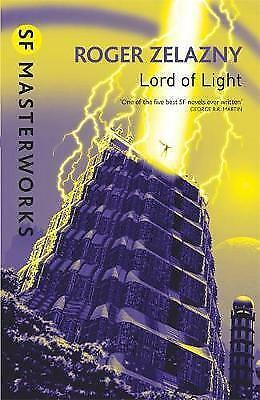 Lord Of Light by Roger Zelazny (Paperback) New Book