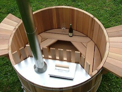 Build your own Cedar Hot Tub (DIY Plans) Fun to build!!