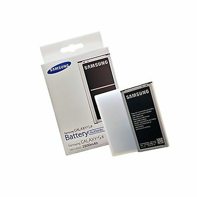 Samsung Galaxy S5 OEM battery (NFC) 2800mAh - Retail Packaging