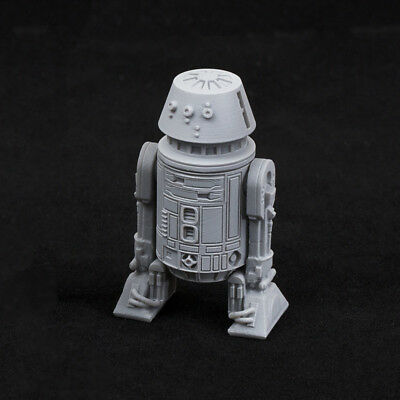 1/24 Scale R5D4 Astromech Droid for Star Wars Studio Scale Models X-Wing Y-Wing