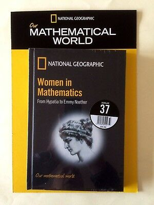 National Geographic Our Mathematical World P/W Col # 37 WOMEN IN MATHEMATICS