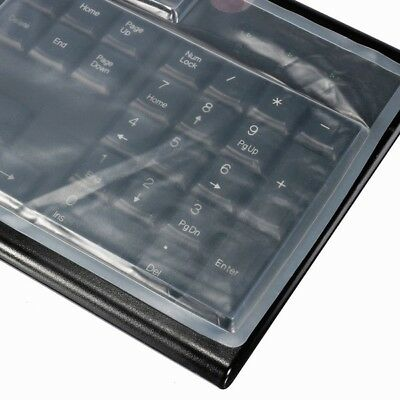 Clear Universal Keyboard Skin Protector Cover For Pc Computer Desktop