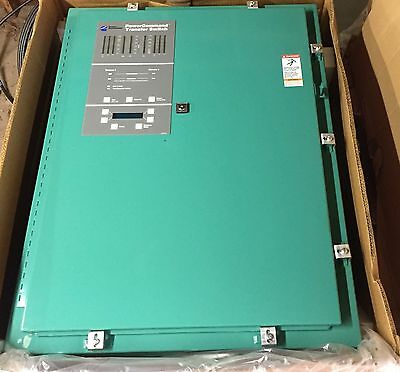 2005 Cummins 225 amp Automatic Transfer Switch - Brand New - 1 or 3 Phase