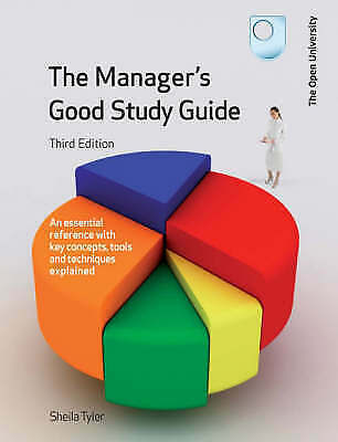 The Manager's Good Study Guide by Sheila Tyler (Paperback, 2007)