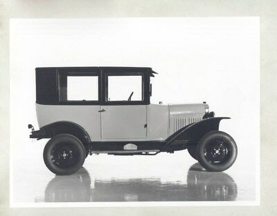 1925 1926 Opel 4PS Sedan Four Seater ORIGINAL Factory Photo & Press Sheet wy5289