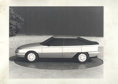 1982 Opel Tech I Concept ORIGINAL Factory Photograph wy5310
