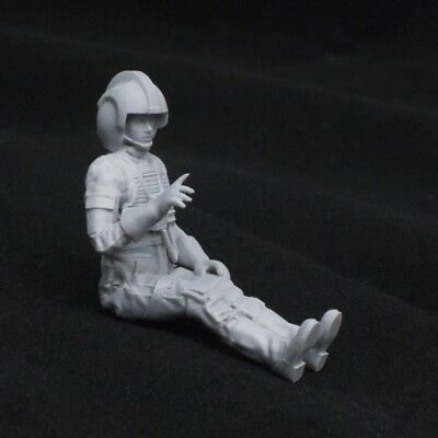 1/24 Scale Pilot Variant B for Star Wars Studio Scale Models X-Wing Y-Wing