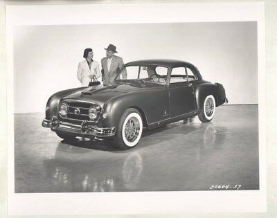 1953 Nash Healey Coupe ORIGINAL Factory Photograph wy5204