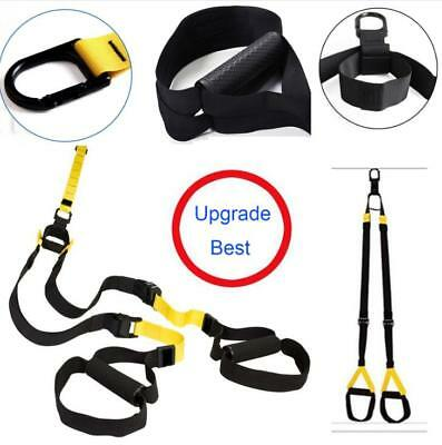 High Quality Workout Trainer Gym Strap Suspension Resistance Strength Training