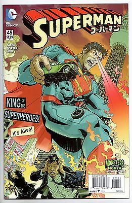 Superman #45 - Monsters of the Month Variant (DC, 2015) - New/Unread (VF/NM+)