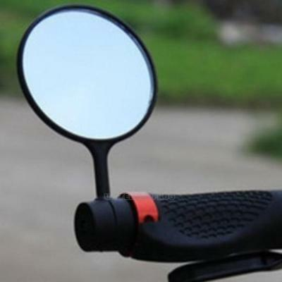 Cycling Bike Bicycle Classic Handlebar Flexible Safe Rear View Rearview Mirror