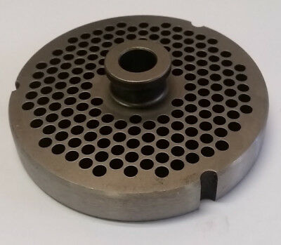 """#22 German Made 3/16"""" Hole D2 Tool Steel Grinder Plate W Hub 13Mm Thick 3.25"""" Di"""