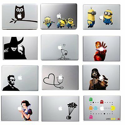 Sub Zero Decal Sticker Skin Decals Stickers for Macbook Pro Air 13 inch Size