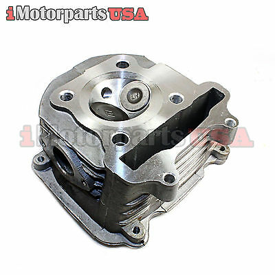 Gy6 80Cc 139Qmb Cylinder Head For Chinese Scooter Taotao Roketa Sunl 64Mm Valves