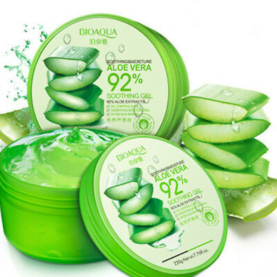 Nature Republic Aloe Vera 92% Soothing Gel 300ml Moisturiser Face Sensitive Skin