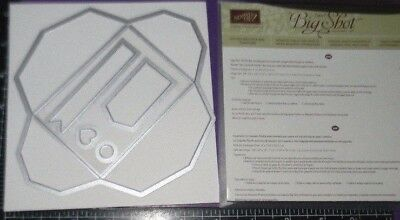 Stampin Up - Gift Card Envelope & Trims - Thinlits Dies - NEW