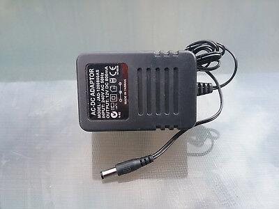 AC DC Adaptor Model:JAD-1200800AS Output:12VDC @ 800mA