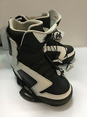 Hyperlyte Team Closed Toe Wakeboard Boots - Size 10-11