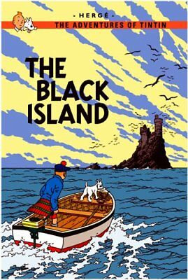 The Black Island (The Adventures of Tintin) By Herge. 9781405208062
