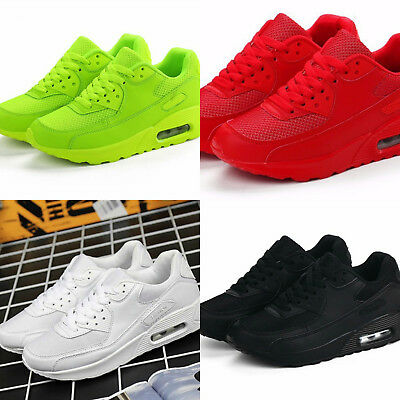 Baskets Air sneakers max running style 90 like neuve new homme femme pas cher