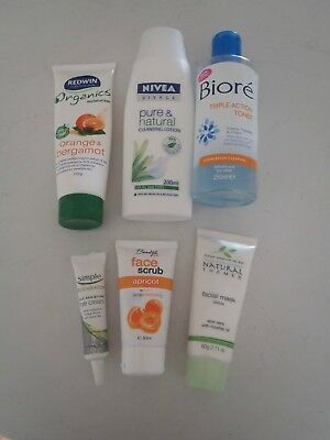 MIXED PACK OF SKINCARE ITEMS pack 2