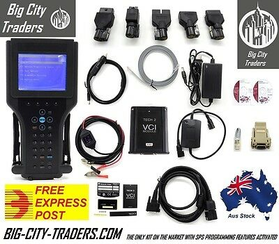 Tech 2 Diagnostic Scan Tool Kit, Works With Holden, HSV, Commodore, SS GTS