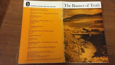 The Banner of Truth magazine, Issue 066 March 1969