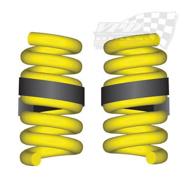 Coil Spring Assisters 52-65mm Spacers Car Performance Universal Adapters Rubber