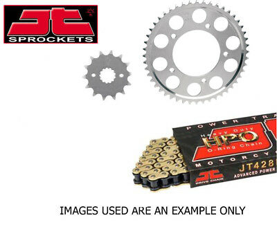Yamaha MT125 (ABS) BR3 2015-16 Heavy Duty O-Ring Chain and Sprocket Kit Set