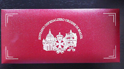2005 - 4-Coin Set - Knights of Malta - SILVER - 3.75 total oz - PROOF - #12531