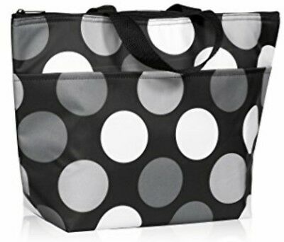 THIRTYONE Thirty One 31 Gifts Thermal Tote NEW  Got Dots bag lunch office cooler