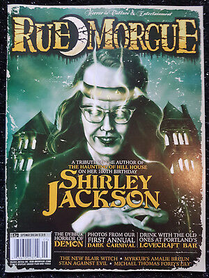 Rue Morgue issue 170